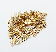 Baffle Box Power Amplifier Cable Terminal Lug /Adapter Terminals - Golden(95-Pack)