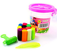 Colorful Plasticine Children's Educational Toys Small Size