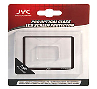 JYC protector de pantalla de cristal óptico pro lcd para nikon d90