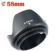 Lens Hood for Canon 58mm Len