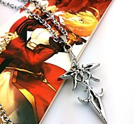 FateStay Night Saber Contract Cosplay Necklace