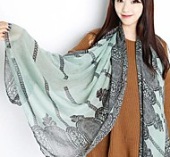 Women Mesh Scarf , Cute/Party/Work/Casual