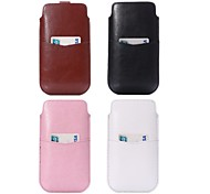 Sleeve Bag Pull Tab Pouch PU Leather Case Cover iPhone 6S Plus/6 Plus (Assorted Colors)