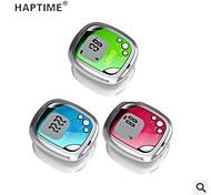 pedômetro bolso com software avançado de gestão de saúde