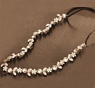 Crystal Rhinestone Popular Flowers Bridal Headbands