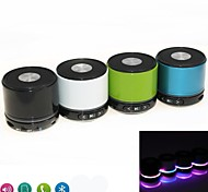 KUBEI® 288V RGB MiNi Bluetooth Speaker Micro SD Mic USB AUX Portable Handfree for iPhone Samsung and Other Cellphone