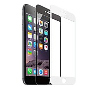 Exco 0.3MM Full Covered screen tempered glass screen protector for iPhone 6S/6 (Assorted Colors)