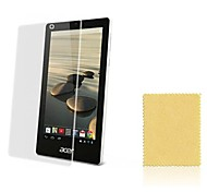 """alto protector de pantalla transparente para Iconia Tab acer 8 a1-840 8 """"película protectora de la tableta"""
