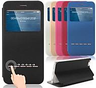 aursen® caso de atendimento de telefone inteligente para iphone6 mais (mais cores)