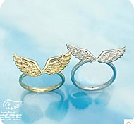 Angel Wings Opening Ring