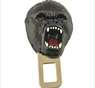 Cool Safety Red Tongue Chimpanzee Style Seat Belt Buckle Latches