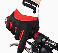 Winter Outdoor Full Finger Gloves Cycling Road Mountain Bike Bicycle MTB DH Downhill Off Road Glove Mittens Luvas