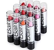 Rouges à Lèvres Matériel Baume Humidité 12