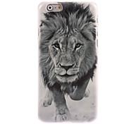Lion Design Hard Case for iPhone 6 Plus
