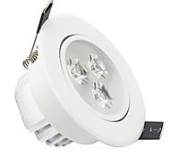 lohas® 3x1w 3-LED 300LM 6000K-6500K холодный белый свет потолочные лампы с водителем - роскошный lvory (AC 110-240V)