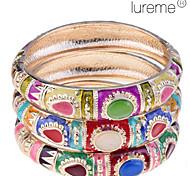 lureme®thailand le style coloré bracelet opale (couleur aléatoire)
