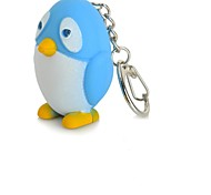 Penguin LED Keychain Flashlights(AG10*3)
