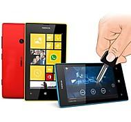 película protectora de pantalla de cristal templado de alta calidad para Nokia Lumia 520