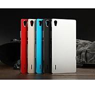 cover posteriore completamente in metallo alluminio luphie per Huawei p7 (colori assortiti)