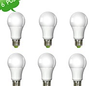 12W E26/E27 LED Globe Bulbs A60(A19) 1 COB 1160 lm Warm White / Cool White AC 100-240 V