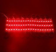 IP65 Waterproof 0.6W 5050SMD Red Light LED Module Hard Strip Bar Light Lamp (DC 12V, 20pcs)