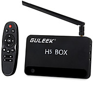 Quad Core RK3188 Android 4.2 Smart TV Box H5 with Digital Display,Wifi,Blue-Tooth,LAN,OTG,USB,HDMI,TF,AV