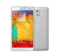 hohe Transparenz HD-LCD-Display-Schutz mit Putztuch für Samsung Galaxy Note 3