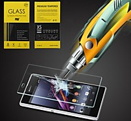 Ultra Thin HD Clear Explosion-proof Tempered Glass Screen Protector Cover for Sony Z2