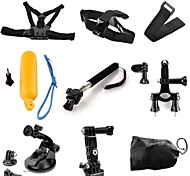 Gopro AccessoriesChest Harness / Front Mounting / Monopod / Suction Cup / Hand Straps / Straps / Accessory Kit / Smart Remotes /