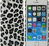Leopard Print Design Pattern Hard Cover for iPhone 5C