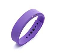 intelligente pedometro braccialetto di fitness con il lavoro di vibrazione con IOS e Android Segnale di chiamata (solo per Android)