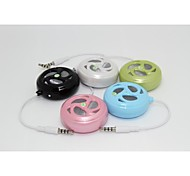 wheel shape Portable Mini speaker use for indoor and outdoor