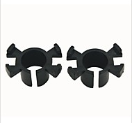 Car HID Bulb Holder Socket Adapter for Honda Odyssey--2PCS