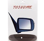toshome filme anti-reflexo para os espelhos retrovisores interior para a1 audi 2011-2014