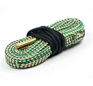 New Top Quality Bore Snake Gun Cleaning Cleaner Brass Weighted Cord for Shotguns