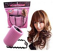 1 Bag Curly Hair Tool (8pcs/bag)