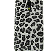 Leopard Print Design Pattern Hard Cover for Samsung Galaxy S4 i9500