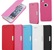 Frosted Design Magnetic Buckle Full Body Case for iPhone 6 (Assorted color)