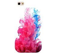 Watercolor Pattern Back Case for iPhone 4/4S
