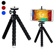 360 Degrees Rotating Tripus for Samsung and All The Smart Devices with in 2.3-5.7 Inches(Assorted Colors)
