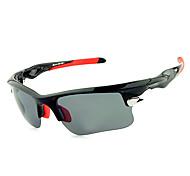 [lentes de reemplazo libre] bicicleta polarizado rectángulo pc clásicas gafas deportivas