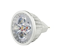 GX5.3 4W 5 280 LM Warm White Decorative LED Spotlight DC 12 V