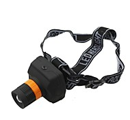 5W LED Headlamp Glare Stretch Headband for Mountaineer Fishing Camping