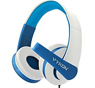 LUPHIE® Headphone ME222 With Microphone Powerful Bass On-Ear Hi-fi Headset