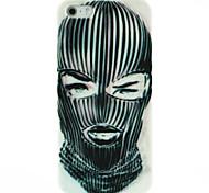 Masked Batman Pattern Hard Case for iPhone4/4S