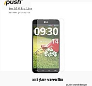 High Transparency Matte LCD Screen Protector for LG G Pro Lite