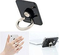Phone Holder Stand Mount Desk Ring Holder Plastic for Mobile Phone