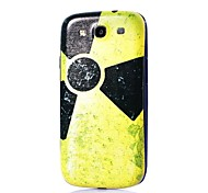 Radiation Pattern Thin Hard Case Cover for Samsung Galaxy S3 I9300