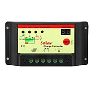 10A 12V/24V Auto Switch Solar Panel Battery Regulator Charge Controller