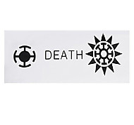 One Piece Death Surgeon Trafalgar Law Tattoo Cosplay Accessory